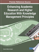 Handbook Of Research On Knowledge Management Tools In Higher Education