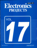 Electronics Projects Vol. 17