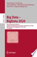 Big Data – BigData 2020