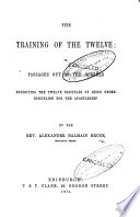 The Training of the Twelve Book