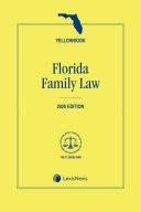Florida Family Law  Yellowbook