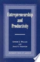 Entrepreneurship and Productivity