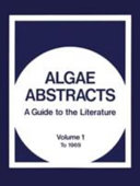 Algae Abstracts  To 1969