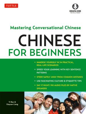 Download Mandarin Chinese for Beginners Free Books - Dlebooks.net