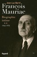 François Mauriac [Pdf/ePub] eBook