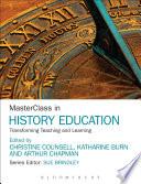 Masterclass In History Education