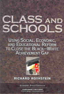 Class and Schools