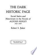 The Dark Historic Page