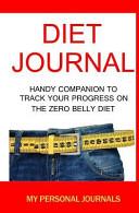 Diet Journal Book