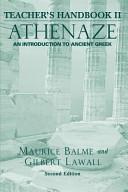 Teacher's Handbook for Athenaze