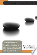 Ebook An Introduction To Excellence In Practice Development In Health And Social Care
