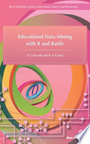 Educational Data Mining with R and Rattle Book