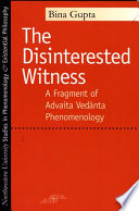 The Disinterested Witness