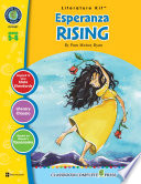 Esperanza Rising   Literature Kit Gr  5 6