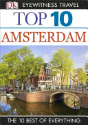 DK Eyewitness Top 10 Travel Guide Amsterdam