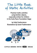 Cover of The Little Book of Maths Activities
