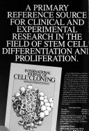 International Journal Of Cell Cloning