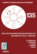 Zeolites and Mesoporous Materials at the Dawn of the 21st Century Pdf/ePub eBook