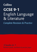 Collins GCSE 9 1 Revision     GCSE 9 1 English Language and English Literature All in One Revision and Practice