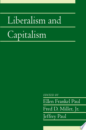 Liberalism and Capitalism: Volume 28, Part 2 banner backdrop