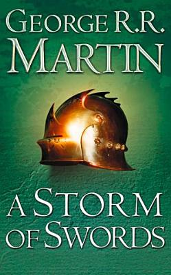 Book cover of 'A Storm of Swords Complete Edition (Two in One) (A Song of Ice and Fire, Book 3)' by George R. R. Martin