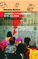 Lacanian Psychotherapy With Children