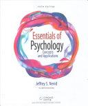 Essentials of Psychology Book