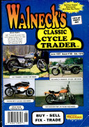 WALNECK'S CLASSIC CYCLE TRADER, JUNE 1997