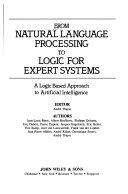 From Natural Language Processing to Logic for Expert Systems