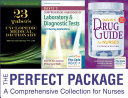 Tabers Cyclopedic Medical Dictionary + Davis's Drug Guide for Nurses + Davis's Comprehensive Handbook of Laboratory & Diagnostic Tests With Nursing Implications