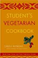 Student's Vegetarian Cookbook Book