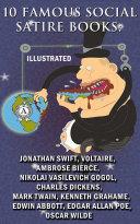 10 Famous Social Satire Books (Illustrated) [Pdf/ePub] eBook