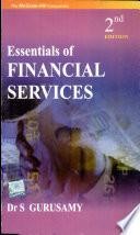 Essentials Of Fin Services 2E
