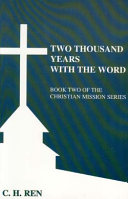 Two Thousand Years with the Word