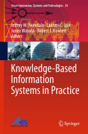 Pdf Knowledge-Based Information Systems in Practice Telecharger