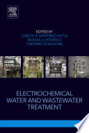 Electrochemical Water and Wastewater Treatment Book