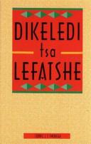 Books - Dikeledi tsa Lefatshe (Poetry) (Setswana) (Creative Writing Series) | ISBN 9780636021471