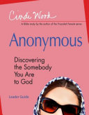 Anonymous Women S Bible Study Leader Guide