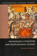 Renaissance Literature And Postcolonial Studies
