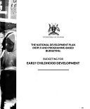 The National Development Plan Ndp Ii And Programme Based Budgeting