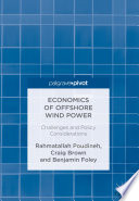Economics of Offshore Wind Power