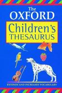 The Oxford Children's Thesaurus