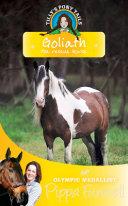Goliath the Rescue Horse