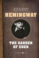 The Garden Of Eden Pdf/ePub eBook