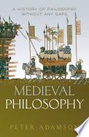 Medieval Philosophy Book PDF