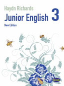 Junior English Book 3 (International) 2ed Edition - Haydn Richards Book Cover