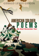 American Soldier Poems ebook