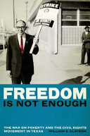 Freedom Is Not Enough