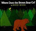 Where Does the Brown Bear Go