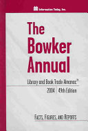 The Bowker Annual